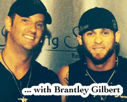 Beadle Brothers with Brantley Gilbert