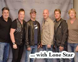 Beadle Brothers with Lone Star