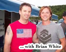 Beadle Brothers with Brian White