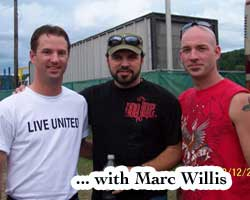 Beadle Brothers with Marc Willin